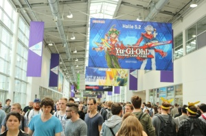 Messe Gamescom 2016